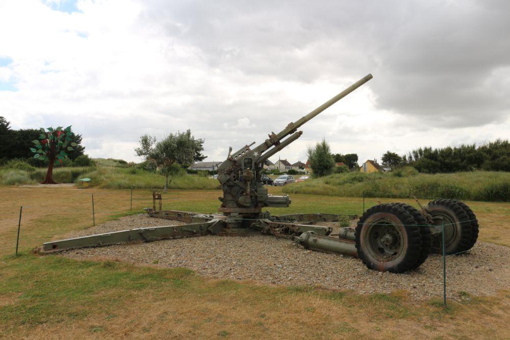 90 mm M1 Gun