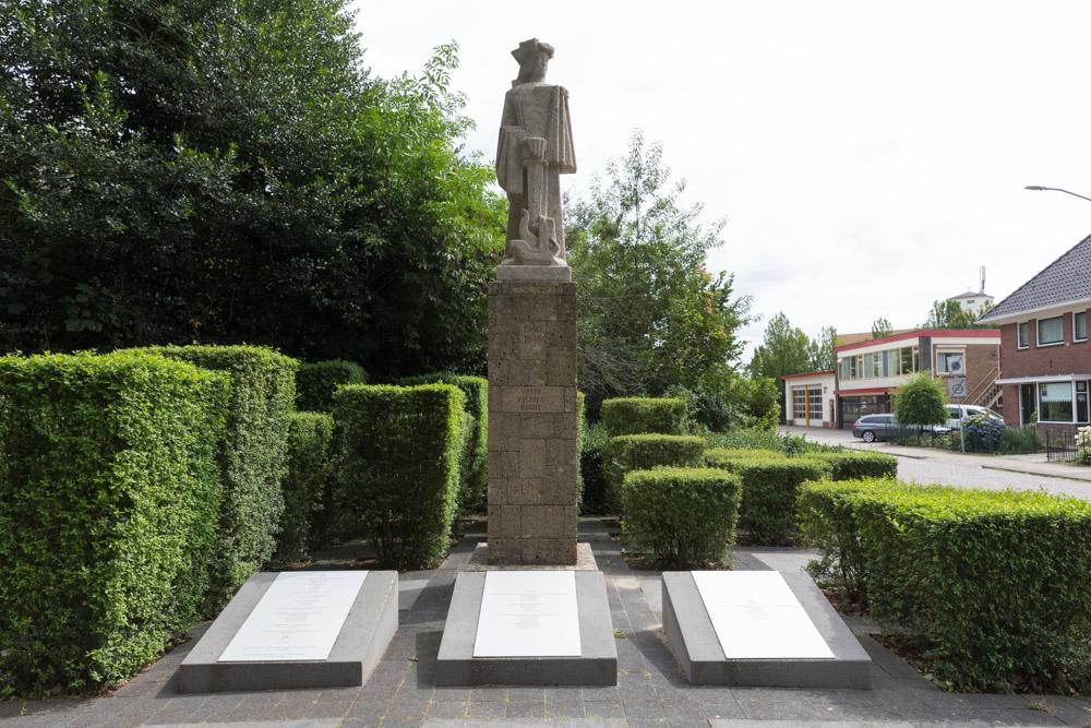 Monument Vrede Vrijheid Recht Lichtenvoorde