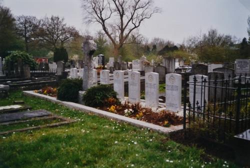 Oorlogsgraven van het Gemenebest Groningen