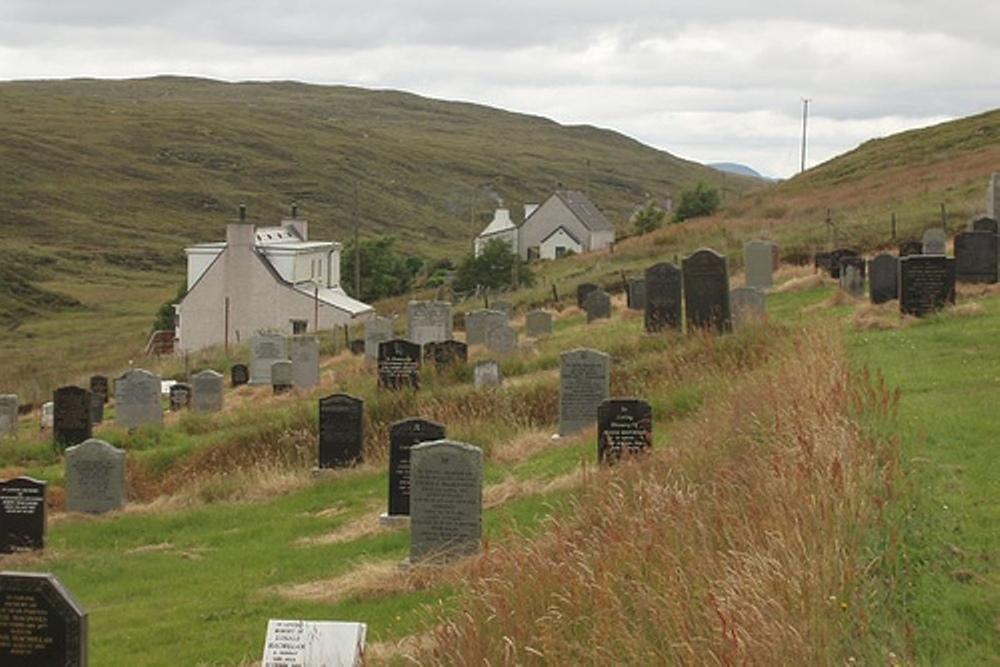 Commonwealth War Graves Grabhair Cemetery