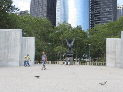 East Coast Memorial U.S.A