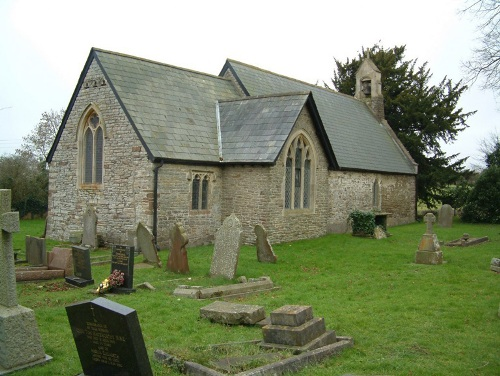 Commonwealth War Grave Langstone Churchyard