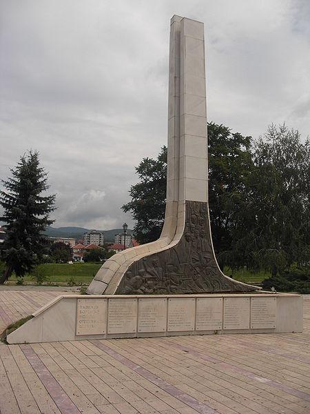 Martelarenmonument Delčevo