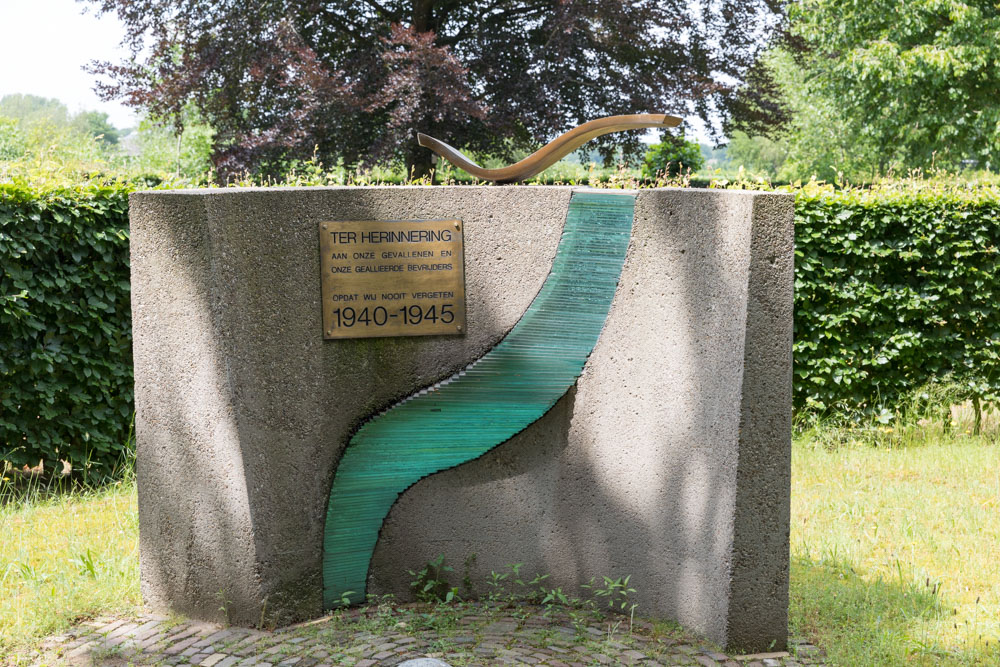 War Memorial Almen