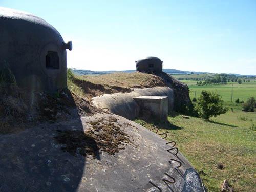 Maginot Line - Casemate Margut