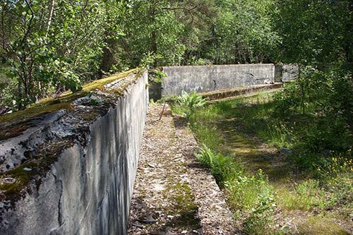 Vaxholm Line - 4th Coastal Battery