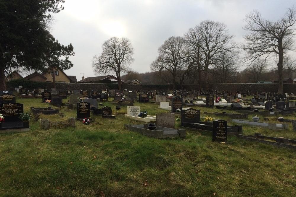 Oorlogsgraven van het Gemenebest Ynysybwl Cemetery