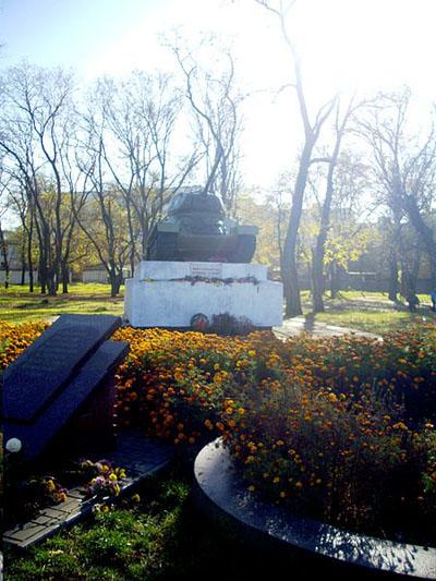Liberation Memorial (T-34/85 Tank) Kakhovka