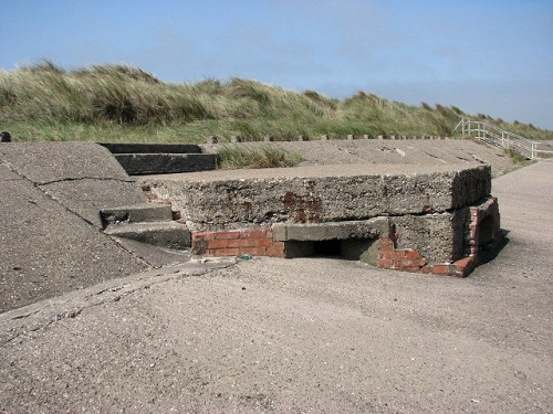 Bunker FW3/22 Eccles on Sea