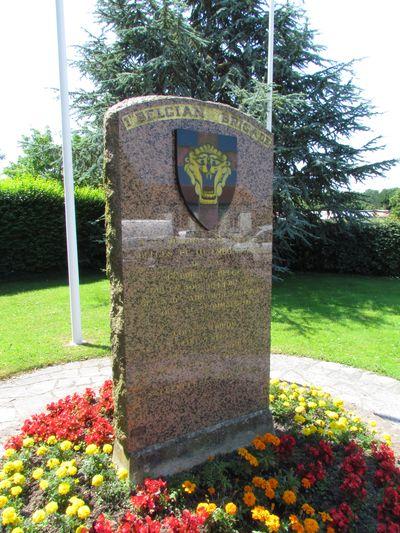 Memorial Brigade Piron Auberville