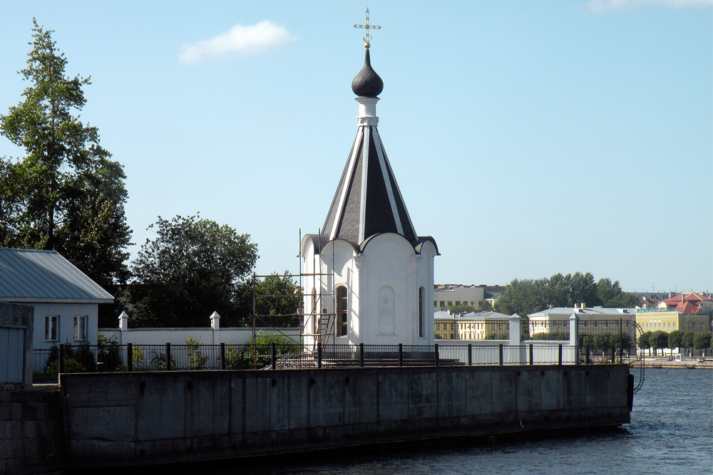 Chapel of the Rescue on Sea