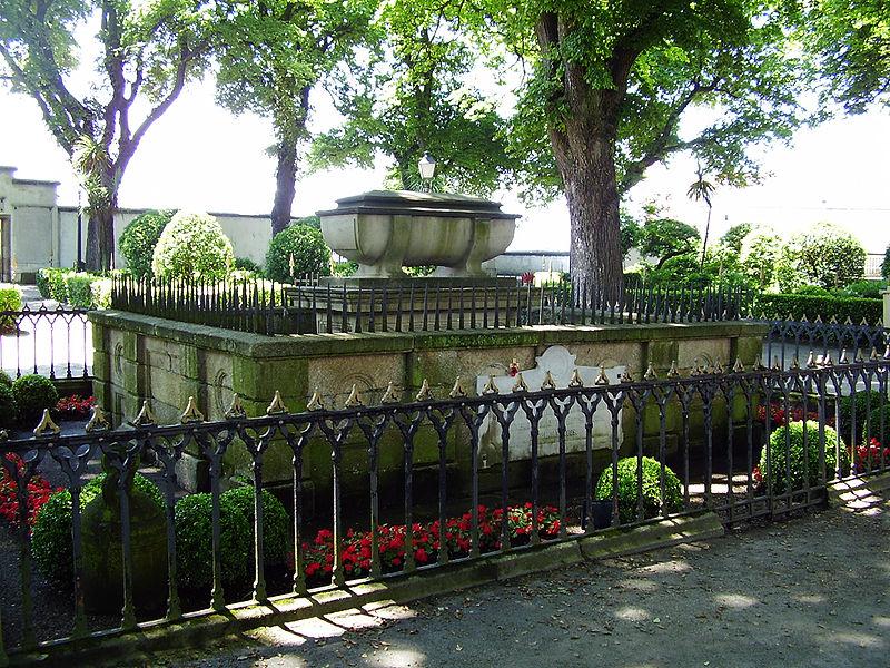 Grave of Sir John Moore