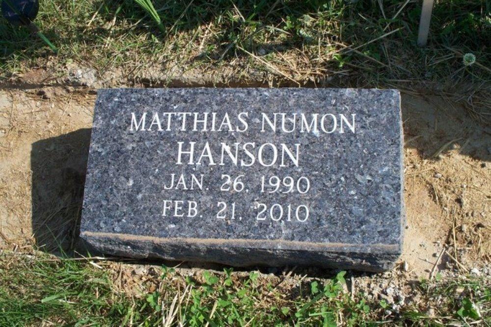 Amerikaans Oorlogsgraf Perkins Family Cemetery