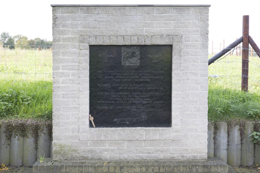 Browning HQ Memorial