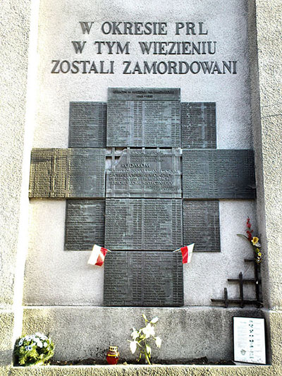 Memorial Victims Mokotow Prison