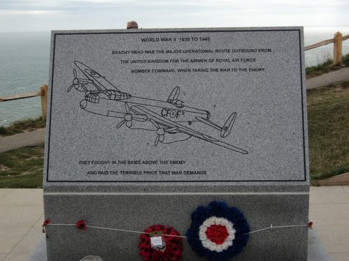 Bomber Command Monument Eastbourne