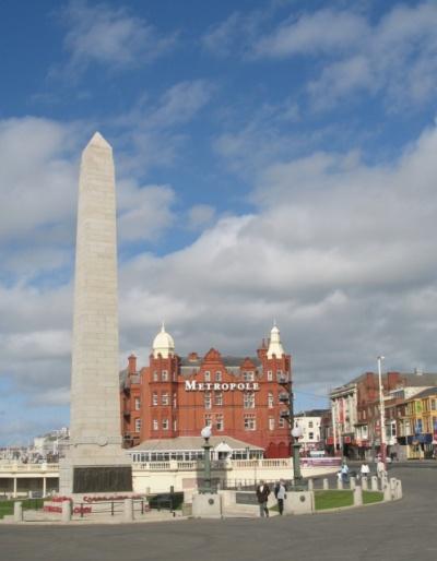 Oorlogsmonument Blackpool