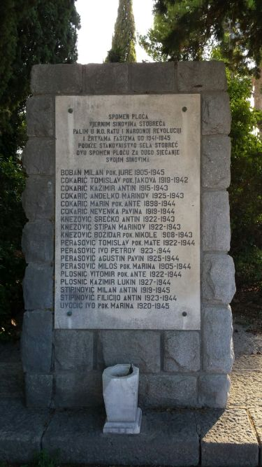 Monument Slachtoffers Fascisme
