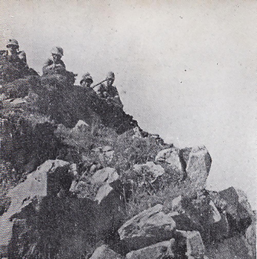 Zaozarnaya Heuvel