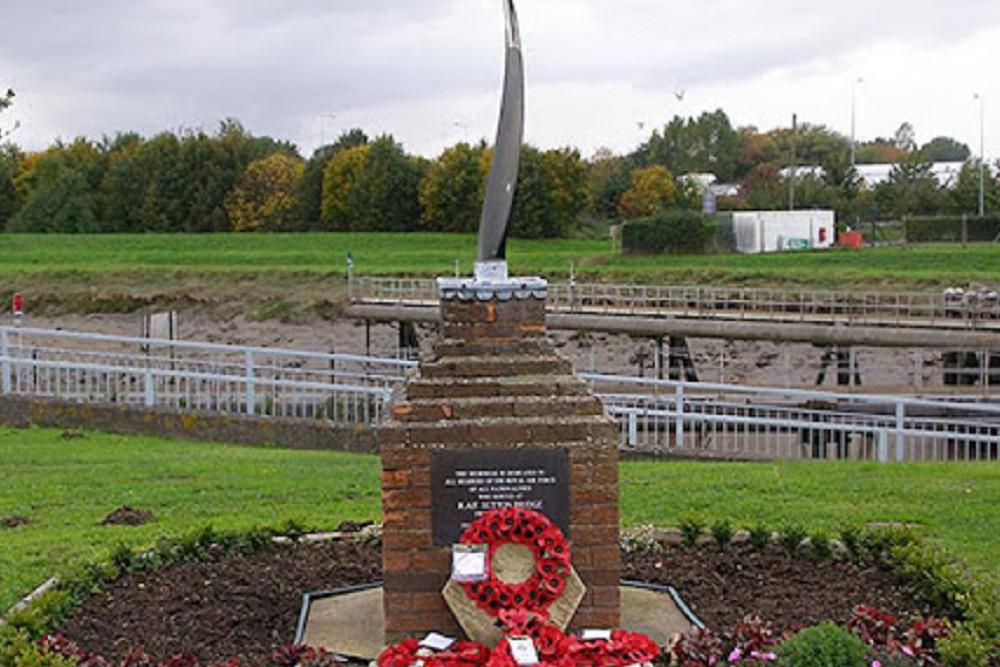 Monument RAF Sutton Bridge 1926 - 1958