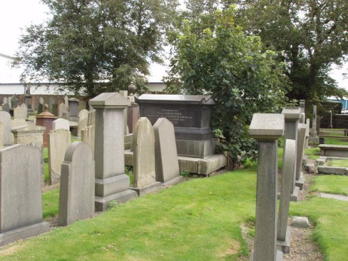 Commonwealth War Graves East St. Clement Churchyard