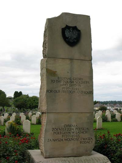 Poolse Oorlogsgraven Perth