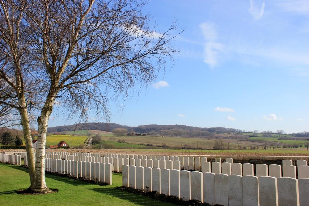 Oorlogsbegraafplaats van het Gemenebest Locre Hospice