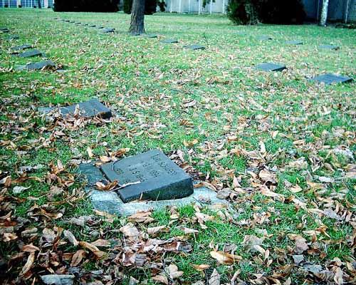 German War Graves Blankenburg