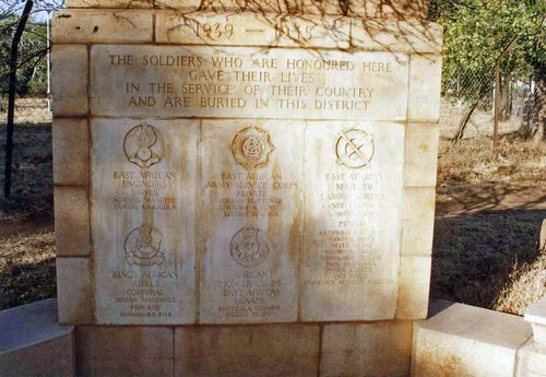 Commonwealth War Memorial Isiolo