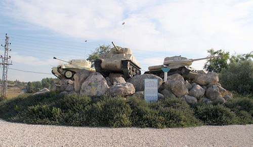 Memorial of the Allied Forces Latrun