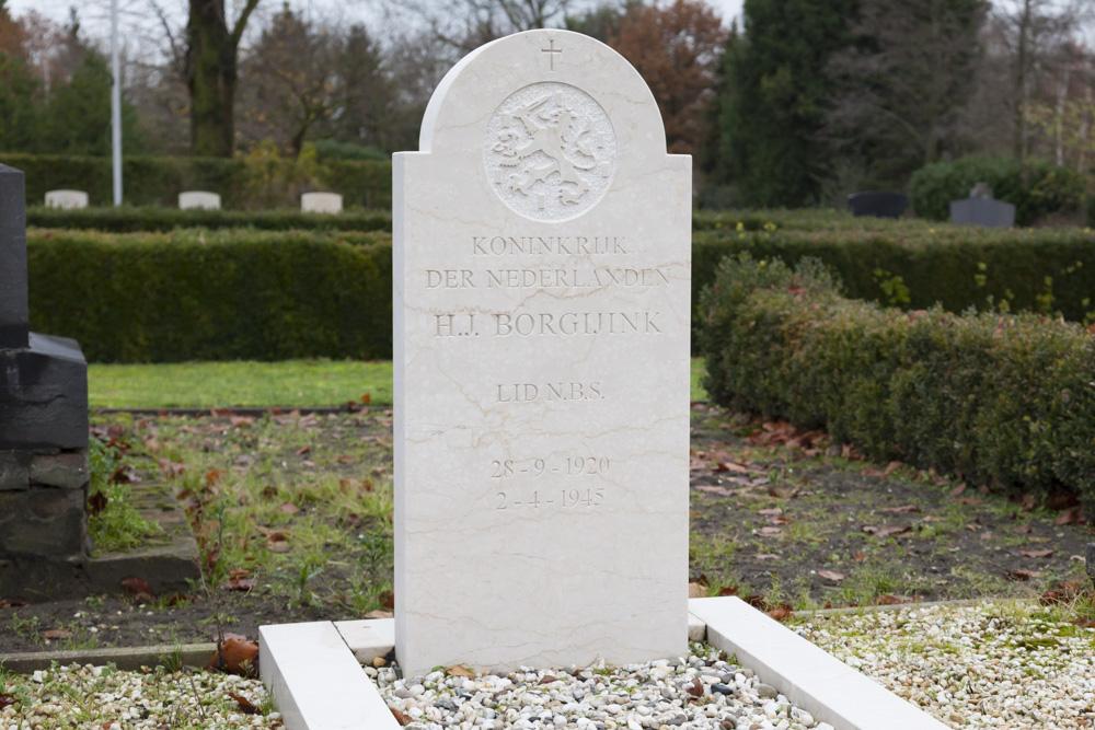 Dutch War Grave Groenlo