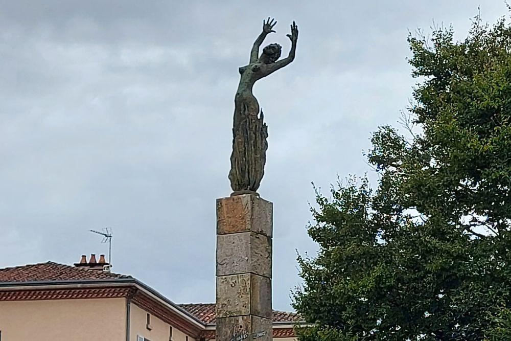 Memorial Martyr 10 June 1944 Oradour-sur-Glane