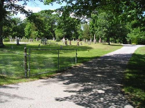Oorlogsgraven van het Gemenebest Lakeview Cemetery