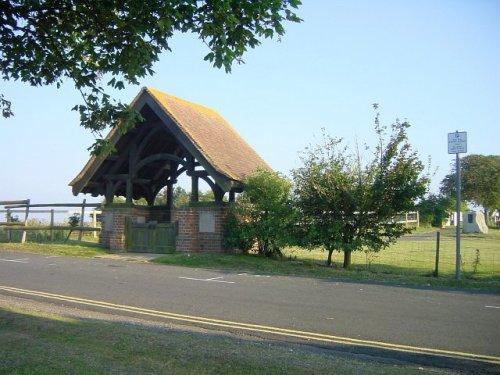 Oorlogsmonument Leysdown, Warden Bay en Harty