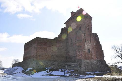 Castle Ruins Liw