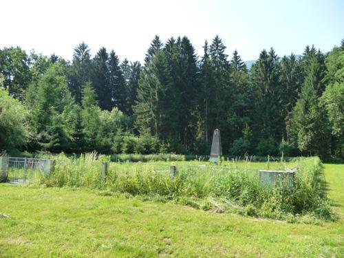 Soviet War Cemetery Tangern