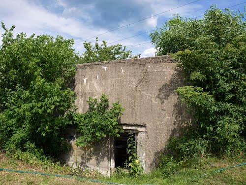 Rawka-Bzura-Stellung - Regelbau 701 Sochaczew (D)