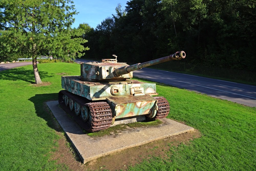 Tiger I Tank Vimoutiers