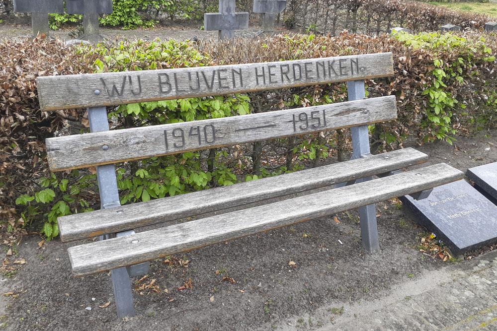 War Memorial Roman Catholic Cemetery Bladel