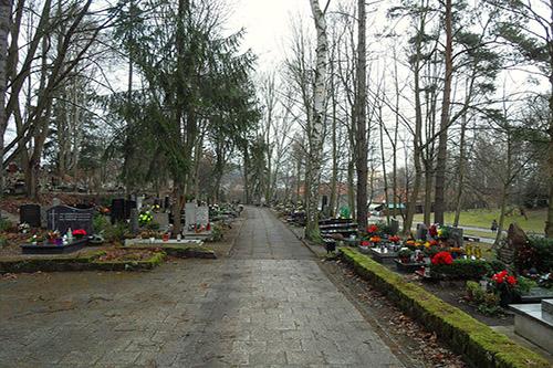 Cemetery Srebrzysko