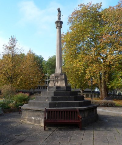 Oorlogsmonument Redcliffe