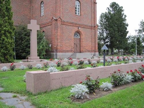 Finse Oorlogsgraven Kalajoki