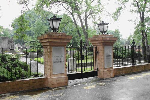 Sovjet Oorlogsgraven Brodno (Warschau)