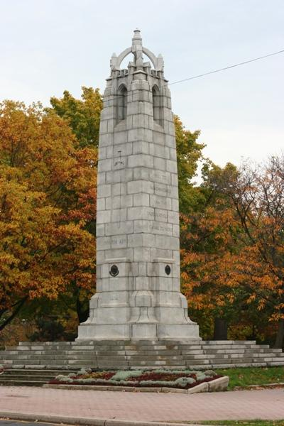 Monument 48th Highlanders