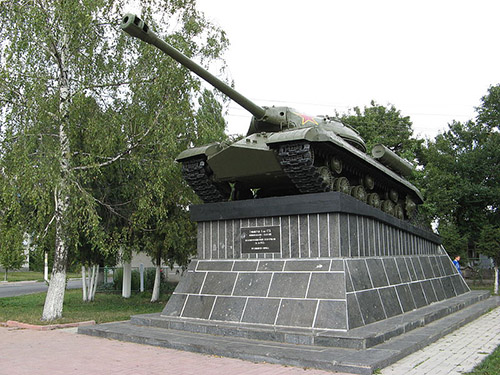 Bevrijdingsmonument (IS-3 Zware Tank)