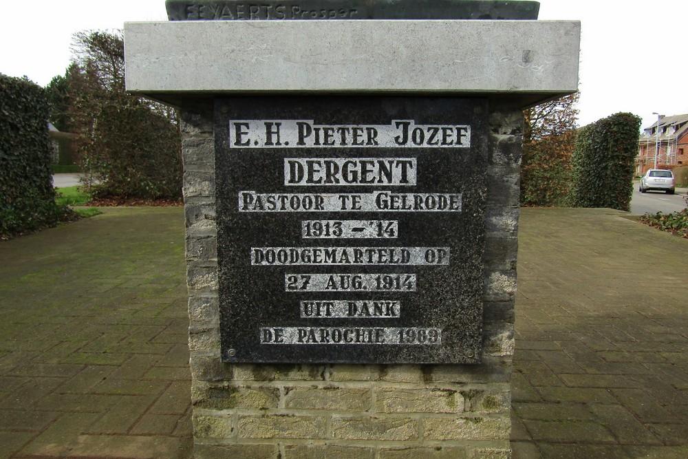 Memorial Pieter Jozef Dergent