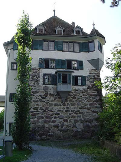 Limmatline - Observation Tower