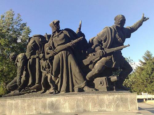 Bevrijdingsmonument Skopje