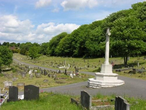Commonwealth War Graves Preston Cemetery