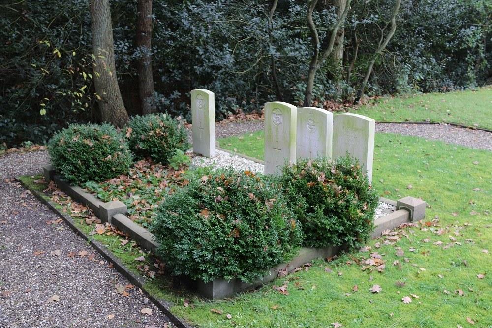 Oorlogsgraven van het Gemenebest Algemene Begraafplaats Schoorl